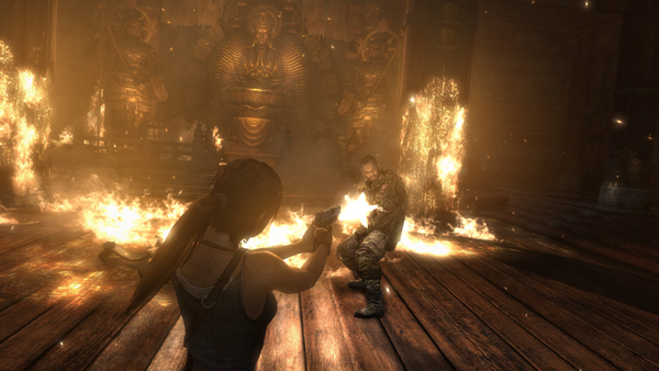 TR9 Screenshots v1 Lara GreatEscape 08 Soluce Tomb Raider 2013 Playstation 3, solution complète Tomb Raider Xbox 360