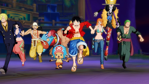 concours one piece unlimited world red ps3